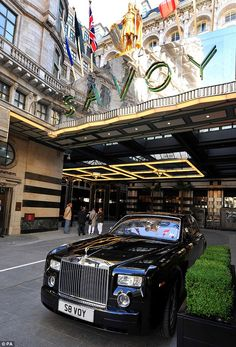 The Savoy, London