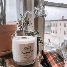 Relaxing rainy days call for Lavender candles 🌿 Embrace healing herbal essences when you treat yourself and those around you to the signature sweet scent of spring with this Lavender Jewelry Ring Candle. Whether you are spending the day at the office or bringing a spa-like atmosphere to your inner sanctum, this light aroma will remind you of long walks in flowery meadows while adding to your sense of inner peace. Get yours today 🔮 Jewelry Candles, Candle Rings, Body Jewelry, Jewelry Rings, Lavender Candles, Herbal Essences, Burning Candle, Inner Peace, Rainy Days