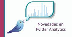 Mide el alcance de tus tweets con las novedades de Twitter Analytics