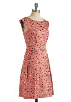 Fantastical Voyage Dress | Mod Retro Vintage Dresses | ModCloth.com