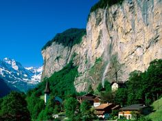 Lauterbrunnen, Switzerland