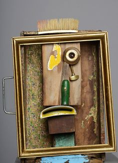 Sculptures From Recycled Found Objects Recycled Art