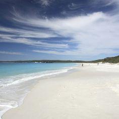 Whitest Sand.....Hyams Beach, New South Wales, Australia - The World's Most Colorful Beaches - Coastal Living