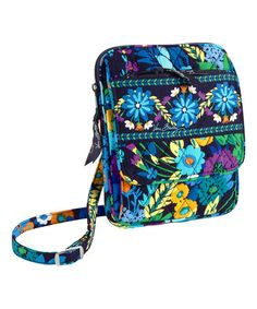 Another great find on #zulily! Midnight Blues Mini Hipster Crossbody Bag #zulilyfinds