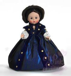 Madame Alexander Mrs O'Hara Doll Scarlett Gone With The Wind ...