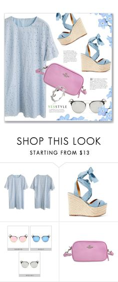 """YESSTYLE.com"" by monmondefou ❤ liked on Polyvore featuring Ralph Lauren, AORON, Best Jewellery and yesstyle"