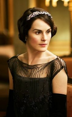 Storm in a TeaCup: Inspired by: Lady Mary Crawley from Downton Abbey