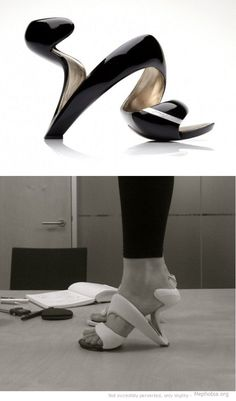 Amazing Shoe Design.