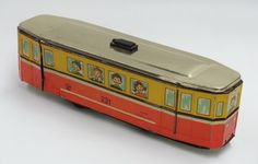 I love the merry kids faces in the windows! I always enjoyed tramway rides, I guess my face radiated the same happiness by then (source muzeuljucariilor. Warsaw Pact, Central And Eastern Europe, Tin Toys, Romania, Old Photos, Childhood Memories, Socialism, Pickle, Vintage