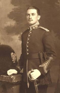 Captain G.R. O'Sullivan, Victoria Cross
