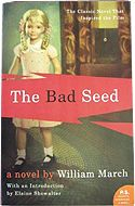 Worst Children in Literature - Rhoda from The Bad Seed by William March