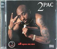 2 Pac - All Eyez On Me 2CD  | eBay