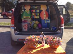 """Trunk r Treat"" 2012"