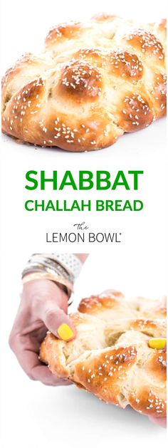 An easy fool-proof challah recipe for your Jewish Sabbath– passed down to share from my Bubbe, Ema Ljuba. A tasty fool-proof recipe that involves no oil for your Jewish Sabbath. This recipe was passed down to share from my Bubbe and includes a video. Low Carb Almond Flour Bread Recipe, Keto Bread, Bread Baking, Sugar Bread, Thanksgiving Cookies, Strudel, Kitchen Recipes, Cooking Recipes, What's Cooking