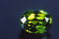 The demantoid is one of the most brilliant gemstones that exist, yet until recently it was little known except among collectors and gemstone lovers. Strictly speaking it is a green garnet, or rather the star of the green garnets.