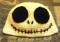 Jack Skellington Beanie Jack Skellington, Bucket Hat, Geek Stuff, Beanie, Hats, Clothing, Fashion, Geek Things, Outfits