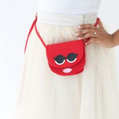 Save a couple hundred bucks and create your own Tory Burch inspired fanny pack!