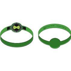 Ben 10 Alien Party Favors - Wristbands