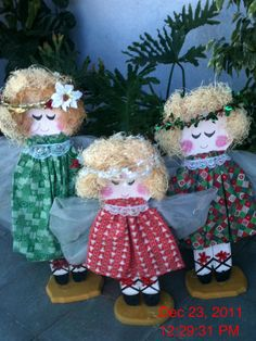 My Christmas Angels!