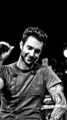 I love Adam Levine. I love Maroon 5. I love Maroon 5 music. To death.