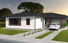 Návrh rodinného domu Reflex od APEX ARCH s.r.o. Garage Doors, Outdoor Decor, Home Decor, Decoration Home, Room Decor, Home Interior Design, Carriage Doors, Home Decoration, Interior Design