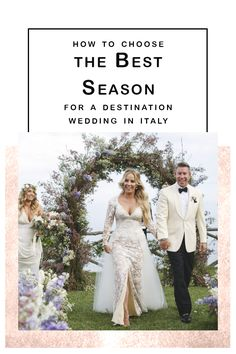 Have you ever wondered which is the most beautiful season to get married in Italy? Discover with us the glorious views and wonderful colors of our country. Getting Married In Italy, Got Married, Wedding Blog, Destination Wedding, Best Seasons, Italy Wedding, Most Beautiful, Weddings, Country