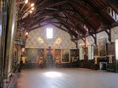 Blair Castle and Grounds. The Great Hall