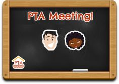 How to chair your first PTA meeting