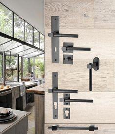 Best Poignées Intemporelles Porte Fenêtre Et Meuble Images On - Porte de meuble sur mesure