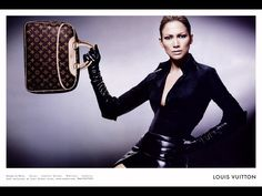 Louis VUITTON - Jennifer Lopez ~ Pinned by Nathalie Gobbe