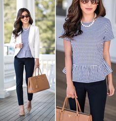 40 Of The Best Summer Outfits To Copy Right Now - Outstanding Street Fashion Outfit. Would Combine With Any Piece Of Clothes. The Best of casual fashion in Smart Casual Work Outfit, Casual Wear, Dress Casual, Fall Fashion Skirts, Fashion Outfits, Fashion Edgy, Curvy Fashion, Fashion Ideas, Fashion Trends