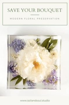 The perfect way to preserve your garden wedding bouquet into a forever keepsake. Floral Wedding, Fall Wedding, Wedding Bouquets, Our Wedding, Wedding Flowers, Garden Wedding, Dream Wedding, Wedding Wishes, Wedding Gifts