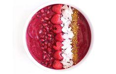 Beet Berry Detox Bowl https://www.prevention.com/food/whole30-breakfast-recipes/slide/4