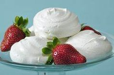 I just realized Meringue cookies are naturally GLUTEN-FREE!  Yippee!