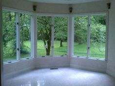 I LOVE these windows.