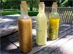 Easy marinades to make at home!