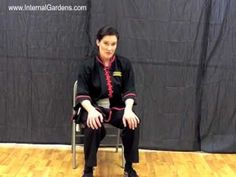Tai Chi How To: Knee Exercise to Quickly Release Knee Pain and Stiffness   Internal Gardens