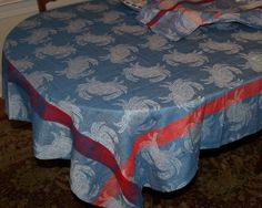 Crab Shack Table Topper