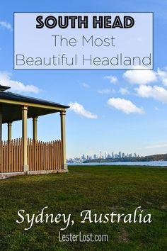 Travel Australia | Travel Sydney | South Head | Watsons Bay | Sydney Headlands | Walking Sydney | Walking Sydney | New South Wales | Coastal Walks