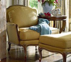 french country decorating   French country decor tip #31: dress down a French chair - Home design ...
