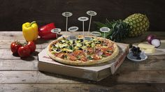 Pizza «Create your own Create Yourself, Create Your Own, Tomato Sauce, Mozzarella, Menu, Treats, Cheese, Food, Pizza