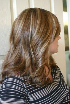 Hair by Erin Mutschler at Urban Betty Salon in Austin, Texas.