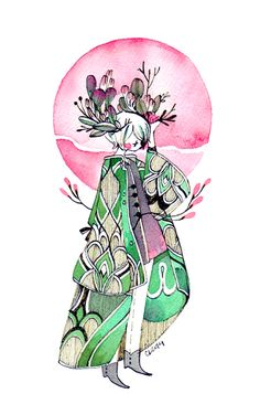 leaf by koyamori.deviantart.com on @deviantART