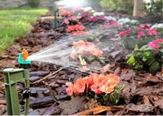 Giveaway: Mister Landscaper EcoFriendly Micro Sprinkler & Micro Spray Irrigation Kits