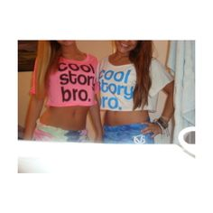 cool story bro | Tumblr found on Polyvore