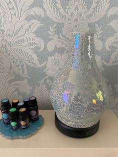 This diffuser is beautiful when off and on! It has a mist control and lots of light options. Its such amazing quality and has a life time guarantee!!! How amazing is that!! X  #enchant #enchantdiffuser  #premiumdiffuser  #diffuser #lifetimeguarantee  #disffuserblends #oils #essentialoils #oilblends #naturalblends #relaxingtime #scentsydiffuser #decor #scentsyconsultant #scentsyoils #scentsylife #scentsyaddict #relaxwithscentsy #homedecor #homefragrance #sopretty #lovewhatyoudo #dowhatyoulove