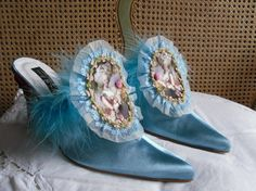 Custom Order Antoinette Shoes by vivelareine on Etsy, $320.00