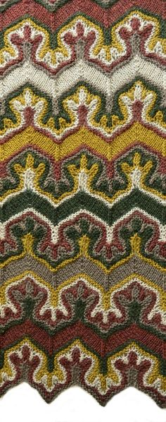 Fox Paws knitting pattern