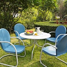 1950 garden furniture...got two chairs and a two seated glider