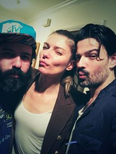 FILIP , IVANA and TOMO MILICEVIC
